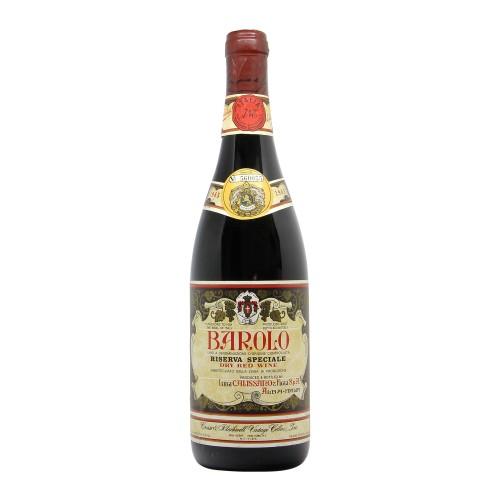BAROLO RISERVA SPECIALE 1965 CALISSANO Grandi Bottiglie