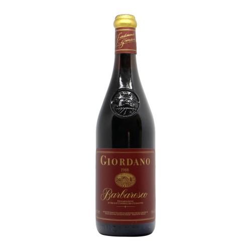 BARBARESCO 1988 GIORDANO Grandi Bottiglie