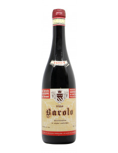 Barolo 1964 SORDO GIUSEPPE GRANDI BOTTIGLIE