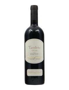 NEBBIOLO D'ALBA VIGNA TAVOLETO 2004 TENUTA CARRETTA Grandi Bottiglie