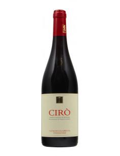 vino naturale CIRO ROSSO CLASSICO SUPERIORE (2015)