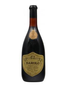 BAROLO 1976 CESTE GRANDI BOTTIGLIE