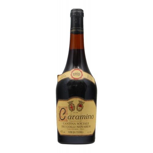 CARAMINO 1978 CANTINA SOCIALE DEI COLLI NOVARESI Grandi Bottiglie