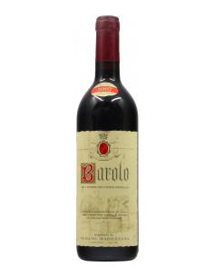 BAROLO 1967 RABEZZANA RENATO Grandi Bottiglie