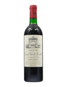CHATEAU LEOVILLE LAS CASES 1986 CHATEAU LAS CASES Grandi Bottiglie