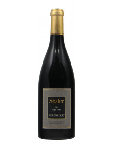 RELENTLESS 2002 SHAFER GRANDI BOTTIGLIE