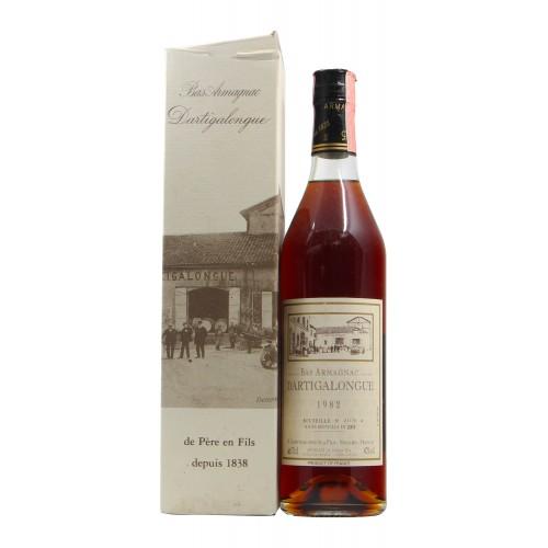 BAS ARMAGNAC 1982 DARTIGALONGUE Grandi Bottiglie