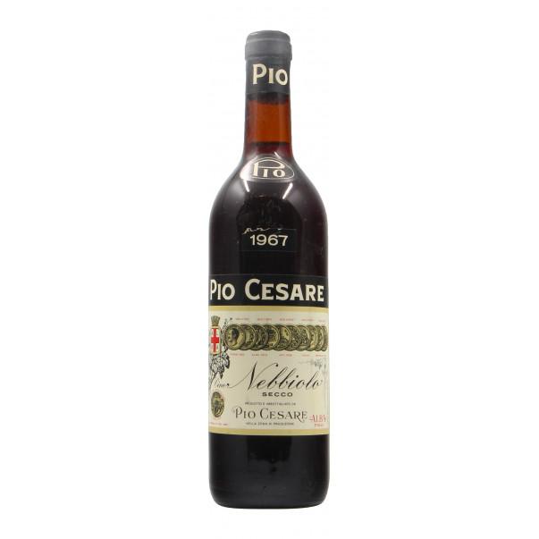 NEBBIOLO SECCO 1967 PIO CESARE Grandi Bottiglie