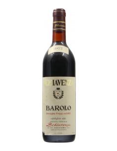 BAROLO 1977 SCHIAVENZA Grandi Bottiglie