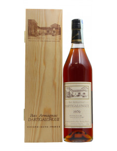 BAS ARMAGNAC 1970 DARTIGALONGUE GRANDI BOTTIGLIE