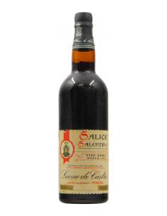 SALICE SALENTINO RISERVA 1974 LEONE DE CASTRIS Grandi Bottiglie