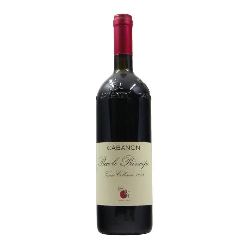 BARBERA PICCOLO PRINCIPE 1998 CABANON Grandi Bottiglie