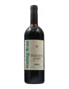 BARBERA D'ASTI 1995 GIANLUIGI ORSINI Grandi Bottiglie
