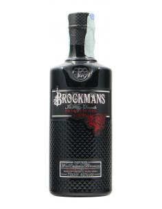 INTENSELY SMOOTH PREMIUM GIN NV BROCKMANS Grandi Bottiglie