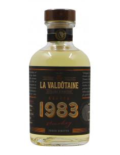 GRAPPA 0L5L 1983 LA VALDOTAINE Grandi Bottiglie