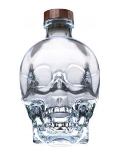 VODKA NATURALLY SMOOTH NV CRYSTAL HEAD Grandi Bottiglie