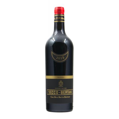 SECCO BERTANI VINTAGE EDITION 2015 BERTANI Grandi Bottiglie