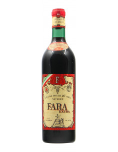 FARA BOTTIGLIA STORICA 1958 CANTINA SOCIALE DEI COLLI NOVARESI Grandi Bottiglie