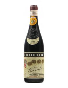 oddero barolo BAROLO (1968)