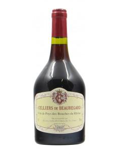 VIN DE PAYS DES BOUCHES DU RHONE 1995 CELLIERS DE BEAUREGARD Grandi Bottiglie