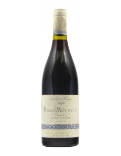 Vini di Borgogna PULIGNY MONTRACHET CLOS DU CAILLERET MONOPOLE (1993)