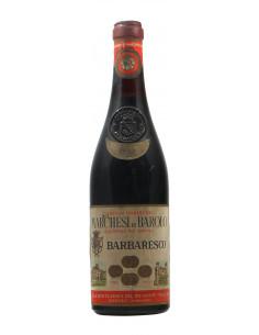 BARBARESCO 1957 MARCHESI DI BAROLO Grandi Bottiglie