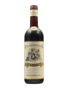 BAROLO 1965 BARBERO Grandi Bottiglie