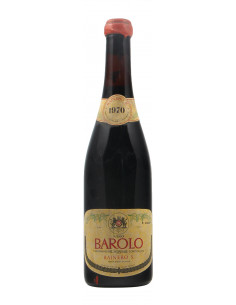 BAROLO 1970 RAINERO Grandi Bottiglie