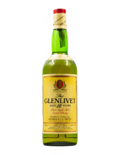 THE GLENLIVET AGED 12 YEARS...