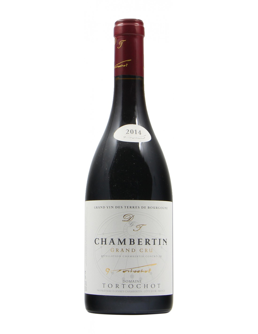 CHAMBERTIN GRAND CRU 2014 TORTOCHOT Grandi Bottiglie