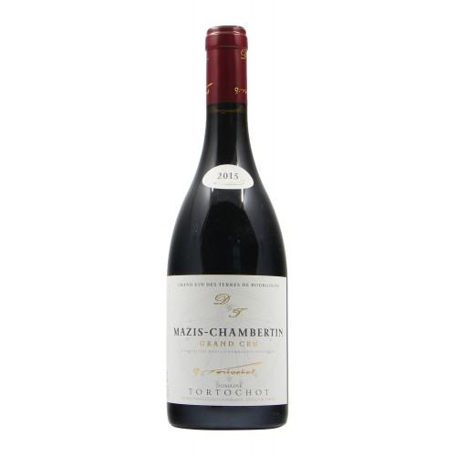 MAZIS CHAMBERTIN GRAND CRU 2015 TORTOCHOT Grandi Bottiglie