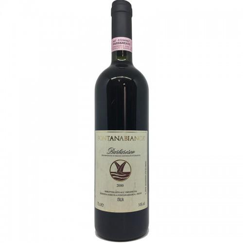 BARBARESCO 2000 AZ.AG. FONTANA BIANCA Grandi Bottiglie