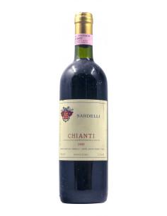 CHIANTI 1995 SARDELLI Grandi Bottiglie