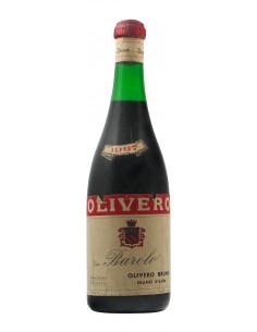 BAROLO 1967 OLIVERO Grandi Bottiglie