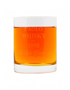 Bicchiere da whisky personalizzato - tumbler WINE ATTACH Grandi Bottiglie