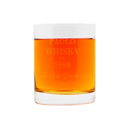 PERSONALIZED TUMBLER WHISKY GLASS