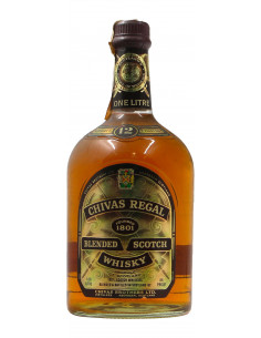 Chivas Regal Blended Scotch...