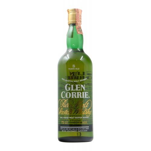 WHISKY GLEN CORRIE 8YO 75CL 43° NV GLEN CORRIE Grandi Bottiglie