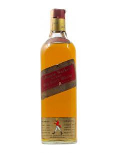 JOHNNIE WALKER RED LABEL SCOTCH WHISKY 75CL NV JOHNNIE WALKER Grandi Bottiglie