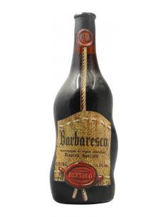 BARBARESCO RISERVA SPECIALE 1970 BERTOLO Grandi Bottiglie