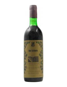 GATTINARA 1971 GABRI Grandi Bottiglie