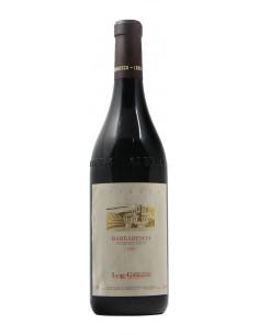 BARBARESCO CAVANNA 1997 LUIGI GIORDANO Grandi Bottiglie
