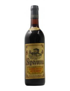 SPANNA 1967 CANTINA SOCIALE DEI COLLI NOVARESI Grandi Bottiglie