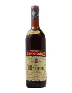 GRIGNOLINO 1974 SANROCCO Grandi Bottiglie