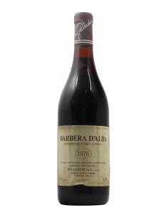 BARBERA D'ALBA 1976 PALLADINO Grandi Bottiglie