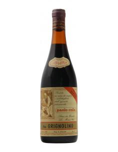 GRIGNOLINO SERRA DEI TURCHI 1975 PAOLO COLLA Grandi Bottiglie