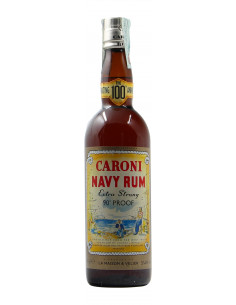 RUM NAVY 90° PROOF CARONI VELIER NV CARONI DISTILLERY Grandi Bottiglie