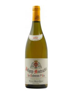 Vini di Borgogna PULIGNY MONTRACHET LES CHALUMEAUX (2012)