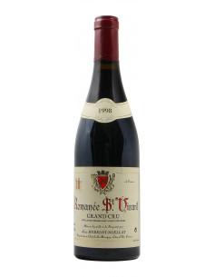 Vini di Borgogna ROMANEE SAINT VIVANT (1998)