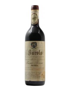 BAROLO 1977 FIORINA FRANCO Grandi Bottiglie